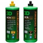 3D ACA Poliravimo Pastų rinkinys
