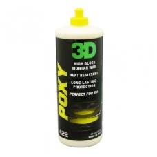 3D HD POXY sintetinis vaškas