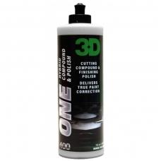 3D One Hybrid vieno žingsnio pasta