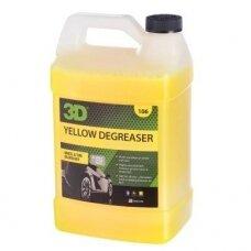 3D Yellow Degreaser universalus valiklis  3,8L
