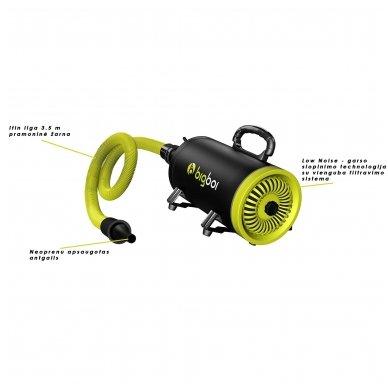 BigBoi BlowR Mini karšto oro džiovintuvas 4