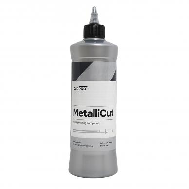 CarPro MetalliCut metalų poliravimo pasta
