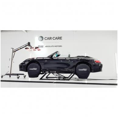 CarPro Waterproof Wheel Cover 2