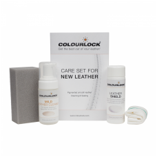 Colourlock Leather Mild Cleaning & Sealing Kit
