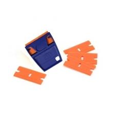 Ez Grip Plastic Razor Blade ašmenys lipdukams
