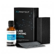 FX Protect Glass Coating lanksti danga