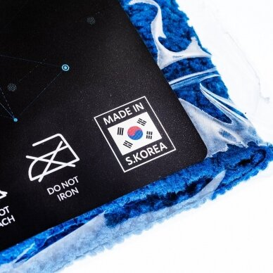 FX Protect Mystic Blue 350GSM mikropluošto šluostė 6