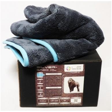 Liquid Elements Silverback XL Drying Towel 2