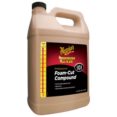 Meguiar's Foam Cut Compound 101 3.8L