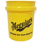 Meguiar's Professional Wash Bucket Yellow