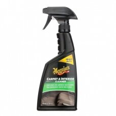Meguiar's Carpet & Interior Cleaner tekstilės valiklis