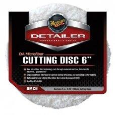 """Meguiar's DA Microfibre Cutting Disc 6"""""""