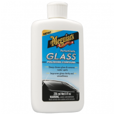 Meguiar's Perfect Clarity Glass Polish Stiklo poliravimo pasta