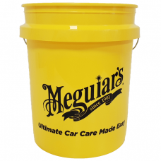 Meguiar's Professional Wash Bucket Yellow