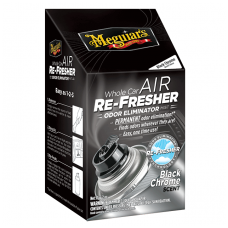 Meguiar's Whole Car Air Re-Freshener (Black Chrome Scent)