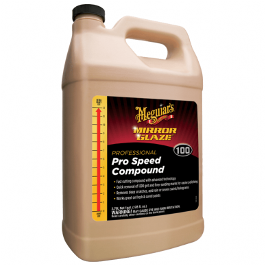 Meguiar's Pro Speed Compound 100  3.8L