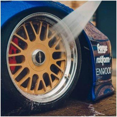 Meguiar's Ultimate All Wheel Cleaner ratlankių valiklis 4