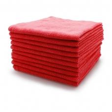 Mikropluošto šluostė Raudona