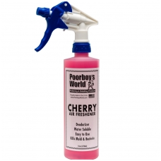 Poorboy's World Air Freshener Cherry