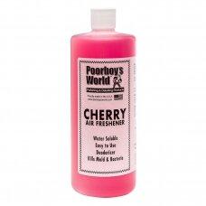 Poorboy's World Air Freshener Cherry