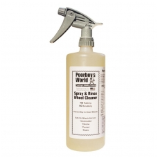 Poorboy's World Spray & Rinse Wheel Cleaner