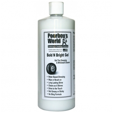 Poorboy's World Bold N Bright Gel 3