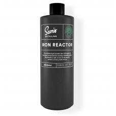 Sam's Detailing Iron Reactor metalo dalelių valiklis