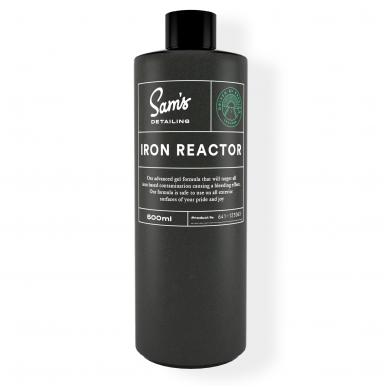 Sam's Detailing Iron Reactor metalo dalelių valiklis 2