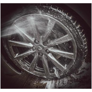 Sam's Detailing Tyre Dressing Stripper padangų valiklis 5