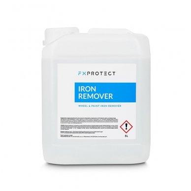 FX Protect Iron Remover metalo dalelių valiklis 4