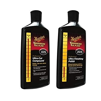 Meguiar's Ultra Cut 105 & Finish 205 rinkinys