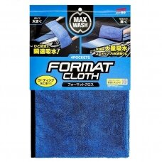Soft99 Max Wash 4 Pockets džiovinimo šluostė
