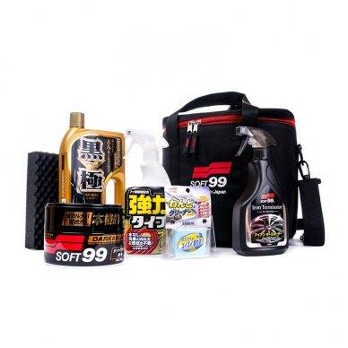 Soft99 Basic Kit Dark & Black