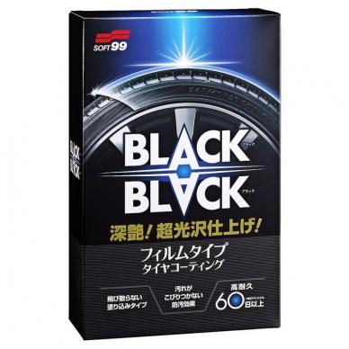 Soft99 BLACK-BLACK danga padangoms