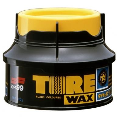 Soft99 Tire Black Wax vaškas padangoms