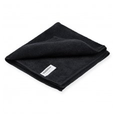 Wax Pro Premium Microfiber Black mikropluošto šluostė